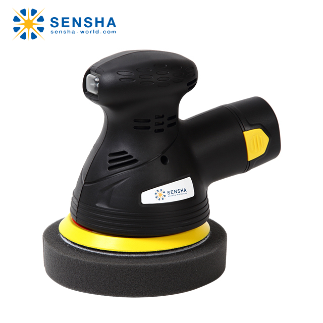 Dual-action car polisher CORDLESS POWER POLISHER superior car care