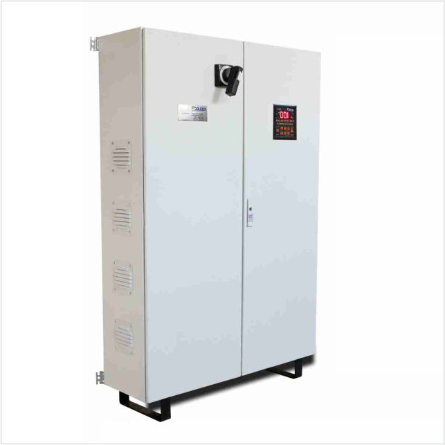 300 Kvar Power Saving for Commercial Area by Automatic Power factor Improvement