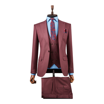 Formal Office Wear Business Suits Formal Suit Blazer Wedding Men's Business Formal Office Suits
