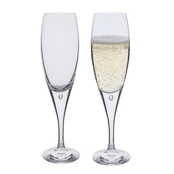 Top Quality Crystal Champagne Wedding Flute Glasses