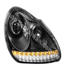 for PORSCHE for CAYENNE 2003-2007 PROJECTOR HEAD LAMP HEAD LIGHT