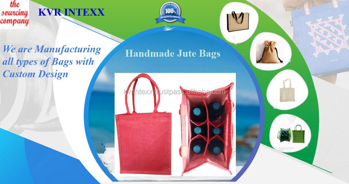 Pamuk jüt boyalı çanta sapları