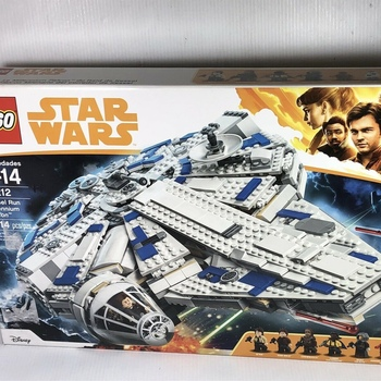 ORIGINAL Brand New Set 75212 Kessel Run Millennium - Falcon (1414 Pieces)