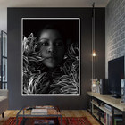 canvas african art paintings wall art home decor canvas print portrait painting picture