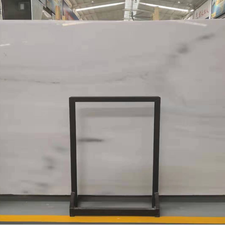 Columbia White Chips Wall Flooring Tiles Marble