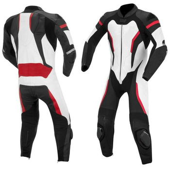 Best Quality Motorcycle Leather Suit / Motorcycle Racing Apparel / Customized Size Motor Bike Leather Suits