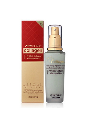 3 w Kliniek Collageen Make Up Base 50 ml