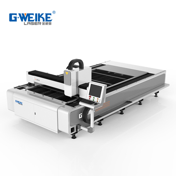 1mm gold  1000w laser cutting machine made in germany