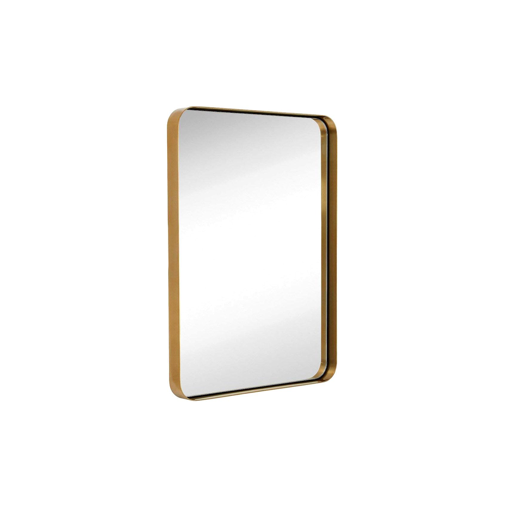 Rectangular Gold Decorative Bathroom Wall Mirror Home Decoration Mirror Buy Design Decorative Wall Mirror Handmade Decorated Mirrors Wall Mirrors Decorative Cheap Product On Alibaba Com