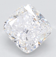 Wholesale CVD Lab Diamonds DEF 0.5 - 4.99 Ct Cushion/Princess/Emerald/Radiant IGI Certified