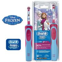Oral-B Stages Frozen Power Electric Toothbrush for 3 Years Children