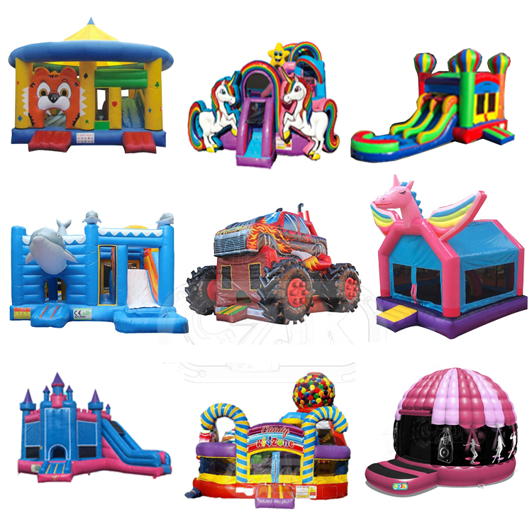 bouncer bounce house bouncing jumping bouncy inflatable castle for kid