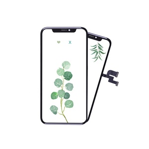 Elekworld OEM OLED LCD for iPhone X LCD Display Touch Screen With Digitizer Replacement Flexible Rigid OLED Repair Parts