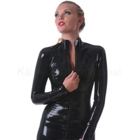 Adult Female Comfortable Latex Suit