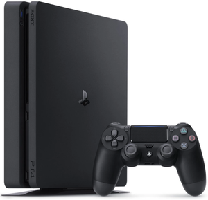 Sony Play Station 4 PS4 500GB Standalone - Jet Black