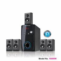 16000W High Quality Speakers 5.1 Multimedia Speakers