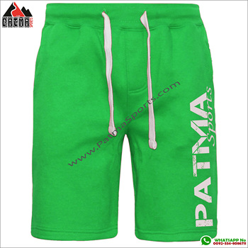 Low Price New design men couples embroidered loose high street men's fleece Sweat Shorts Casual Wears Supplier