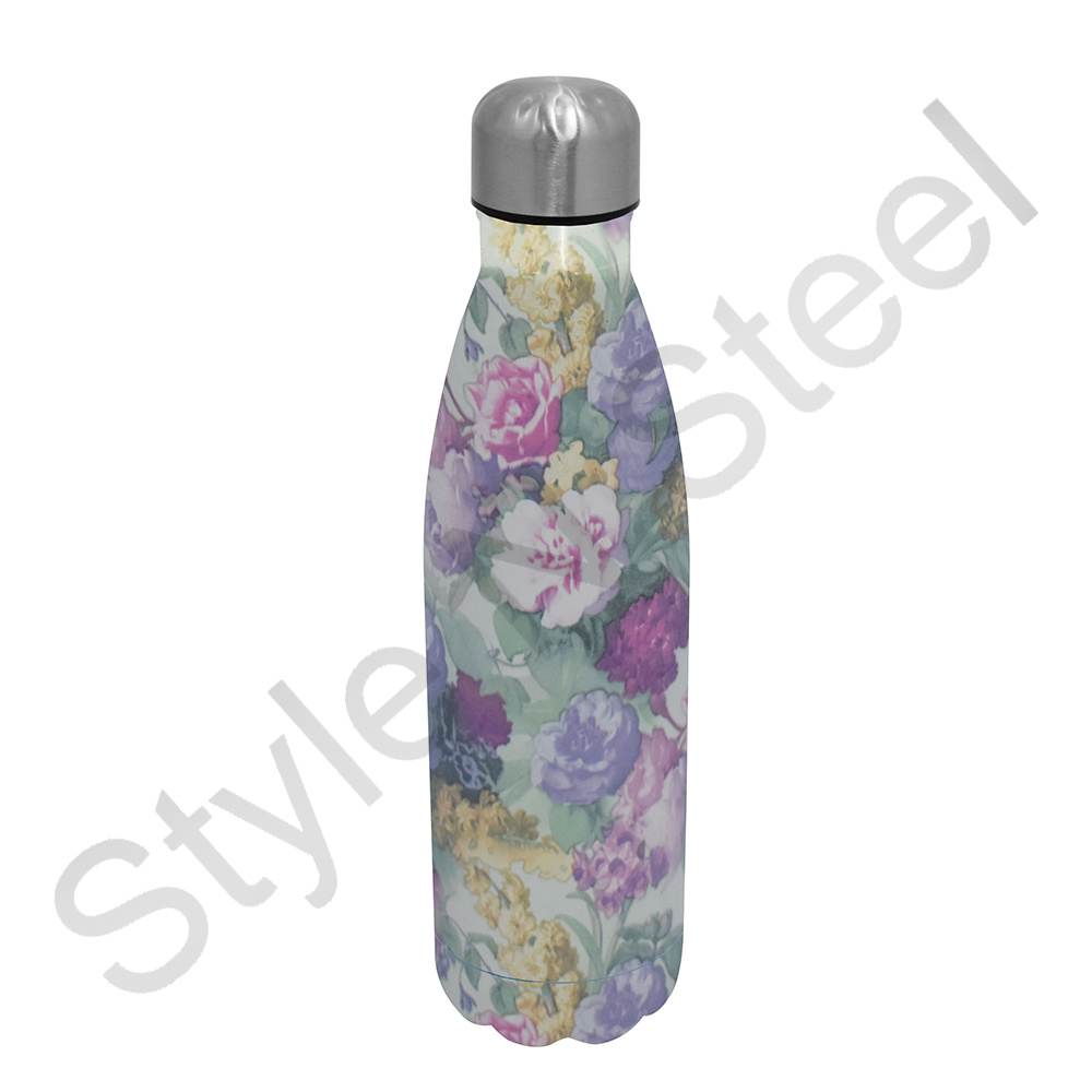 Stainless Steel Printed Electro Bottle