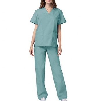 American unisex scrub suits in bulk, fair price hospital suits for men & women