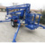 14m Hydraulic Towable Spider Boom Lift For Aerial Work
