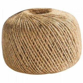 Hessian Quality 100% Natural Carpet Making Hank Packed 1ply to 5ply Jute Yarn