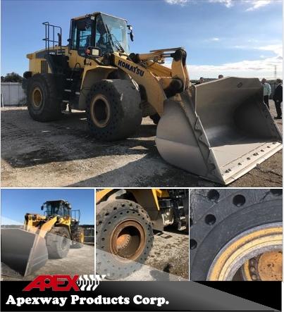 Japan_APEX_OTR_Solid_Tire