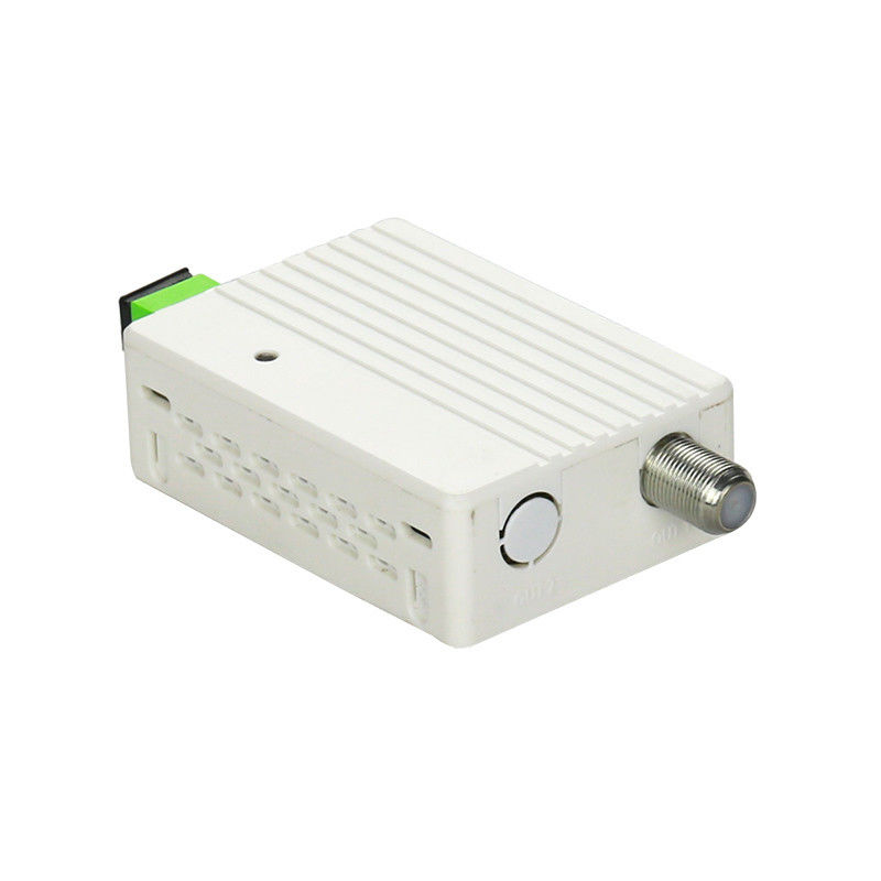 FTTH Optical Receiver OR18 Cable TV Active Mini Node with AGC Control