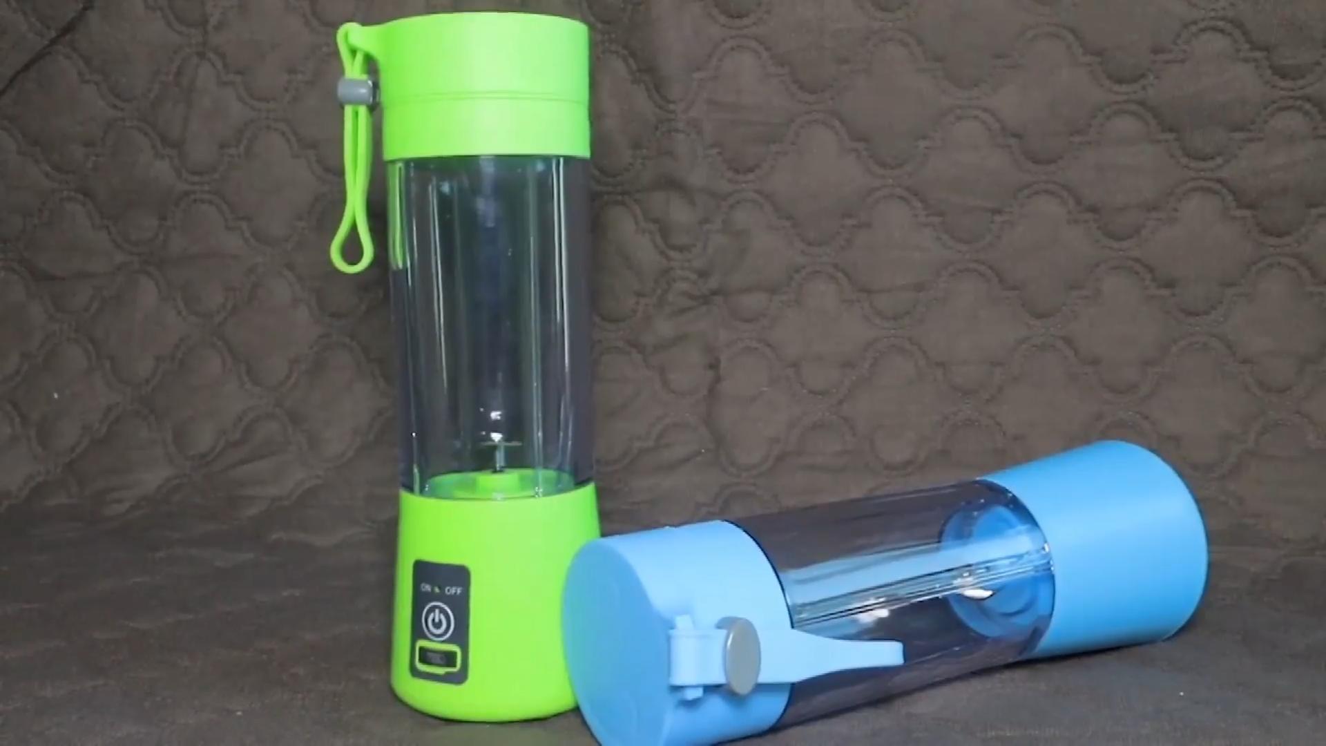 Portable Blender Mini Personal Blender Small Smoothie Blender USB Fruit Juicer Mixer BPA free