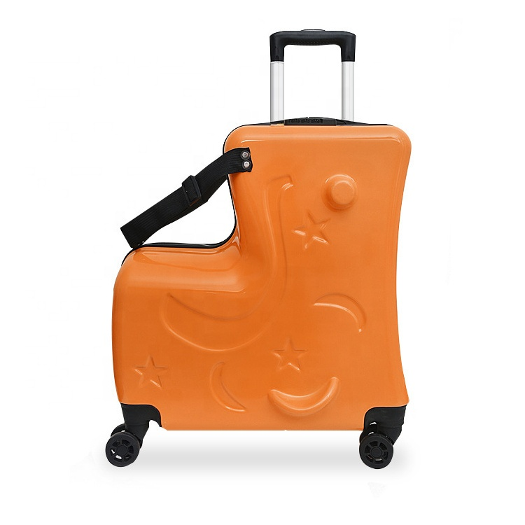 Professionelle hersteller kinder mini cartoon reise trolley gepäck