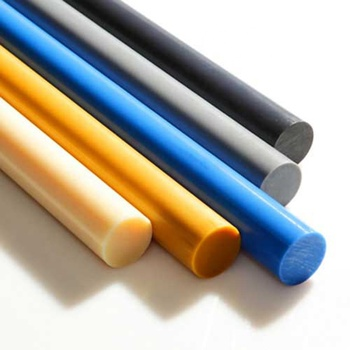 High quality 100% virgin extrude MC cast nylon rod manufacturer