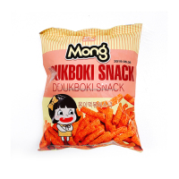 [MONG DDUKBOKI SNACK] Wholesale Korean traditional cookies snack korean sweet foods Tteokbokki Flavour