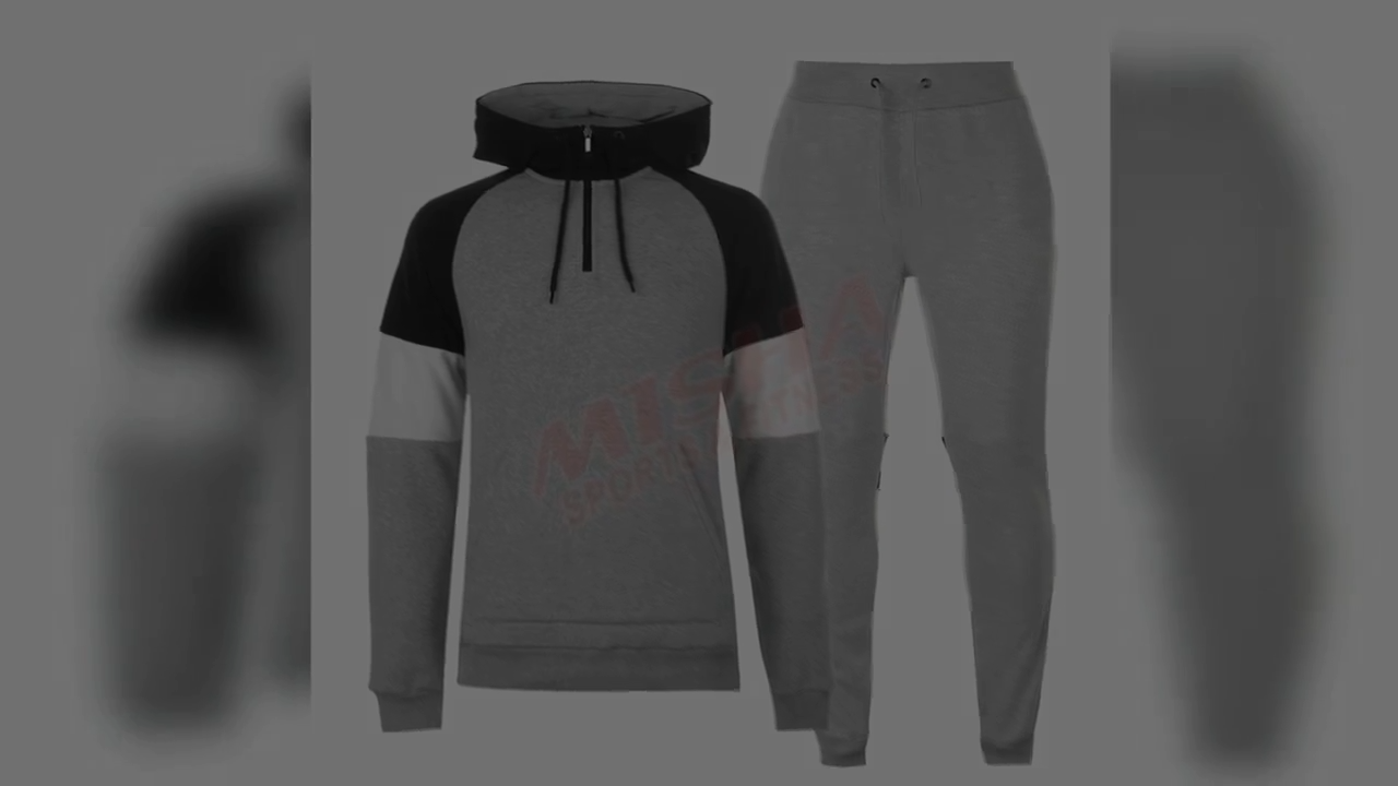 Wholesale Gym Fitness Jogging Sports Training Wear Tracksuit For Men