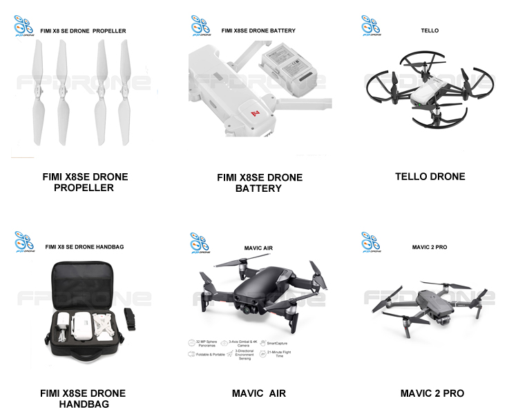 Hot Selling Fimi X8 SE Drone With Camera Gps Racing Drone