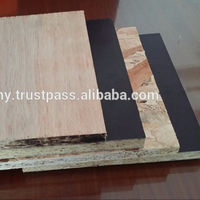 Plywood OSB board plywood for construction from PHUONG HY CO., LTD