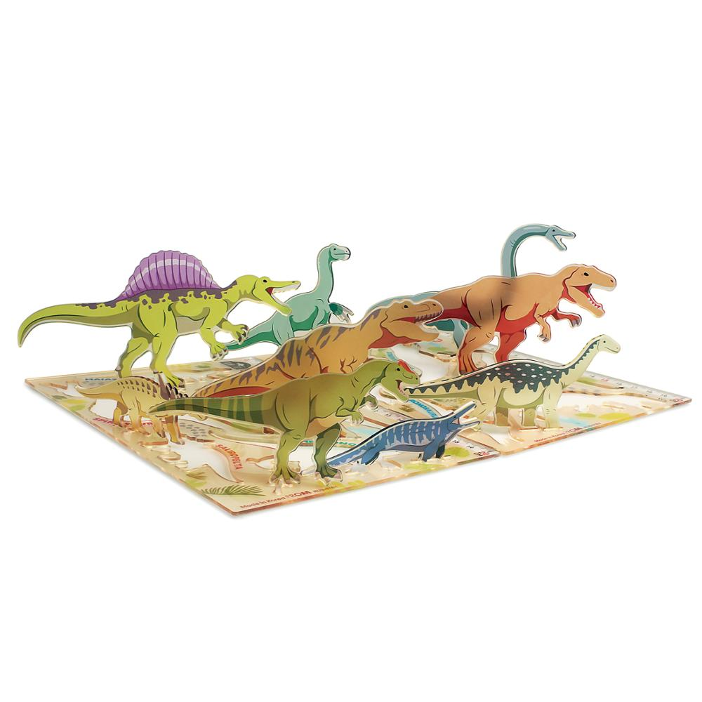 PROM Dinory, Dinosaur Drawing educational toys, Type B