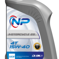 NP MOTOCYCLE OIL 4T 15W-40 JASO MA