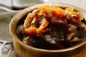 Fas argan siyah sabun bal
