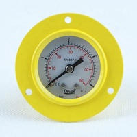 "1.5"" welding panel mount pressure gauge"