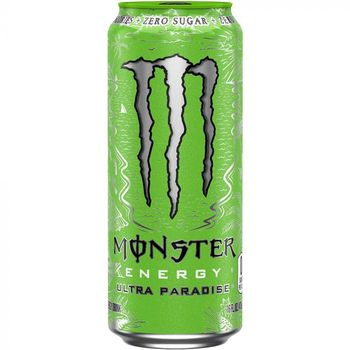 Monster Energy Ultra Green Paradise sugar free energy