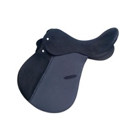 Genuine Leather Racing Saddle
