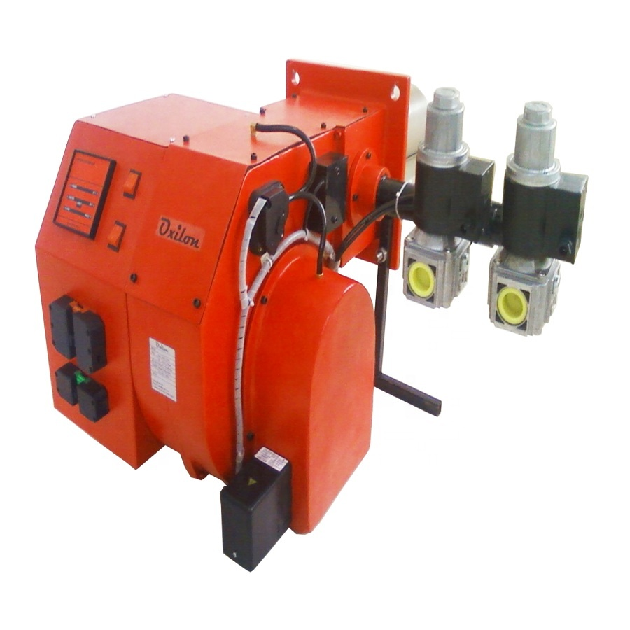 Pre Heating furnace gas burner
