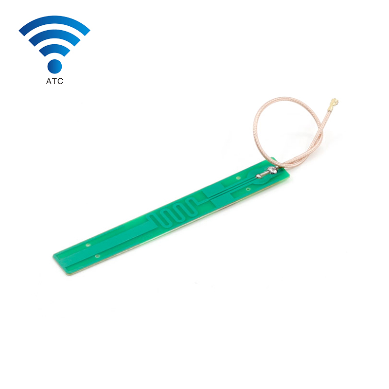 Beste prijs Interne PCB 2.4G Antenne WIFI/Bluetooth WiFi Antenne Patch Antennes met ipex connector