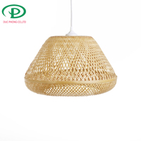 Traditional style Chandelier Rattan Bamboo Pendant Lamp for both Indoor and Outdoor Decoration from Vietnam