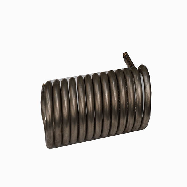 Titanium Cooling Coil Pipe for Plating