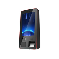 New style android tablet kiosk stand 13.3-43 inch multiple payment machine