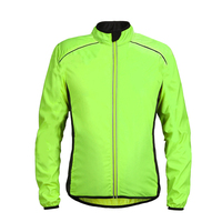 Men's Coats Winter Autumn Men Women Waterproof Windbreaker Jacket coats man Bicycle Cycling Sport coats Lightweight