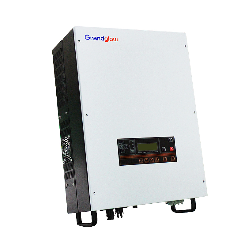 GOOD  FACTORY PRICE 10000W SINGLE PHASE  110V 230VAC ON GRID TIE SOLER INVERTER
