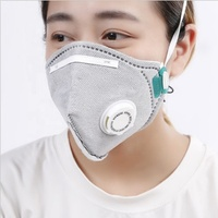 Factory wholesale pm2.5 mask anti dust air pollution Industrial safety working N95 face mask disposable surgical face n95 mask