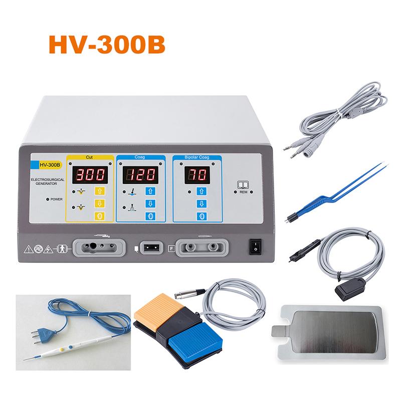 300W высокой частоты 300 Ватт припойный машина электрокоагуляции хирургический генератор устройство для косметологии