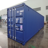 Multi-Function Modified Shipping Home Container